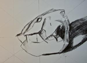 Karen's drawing.