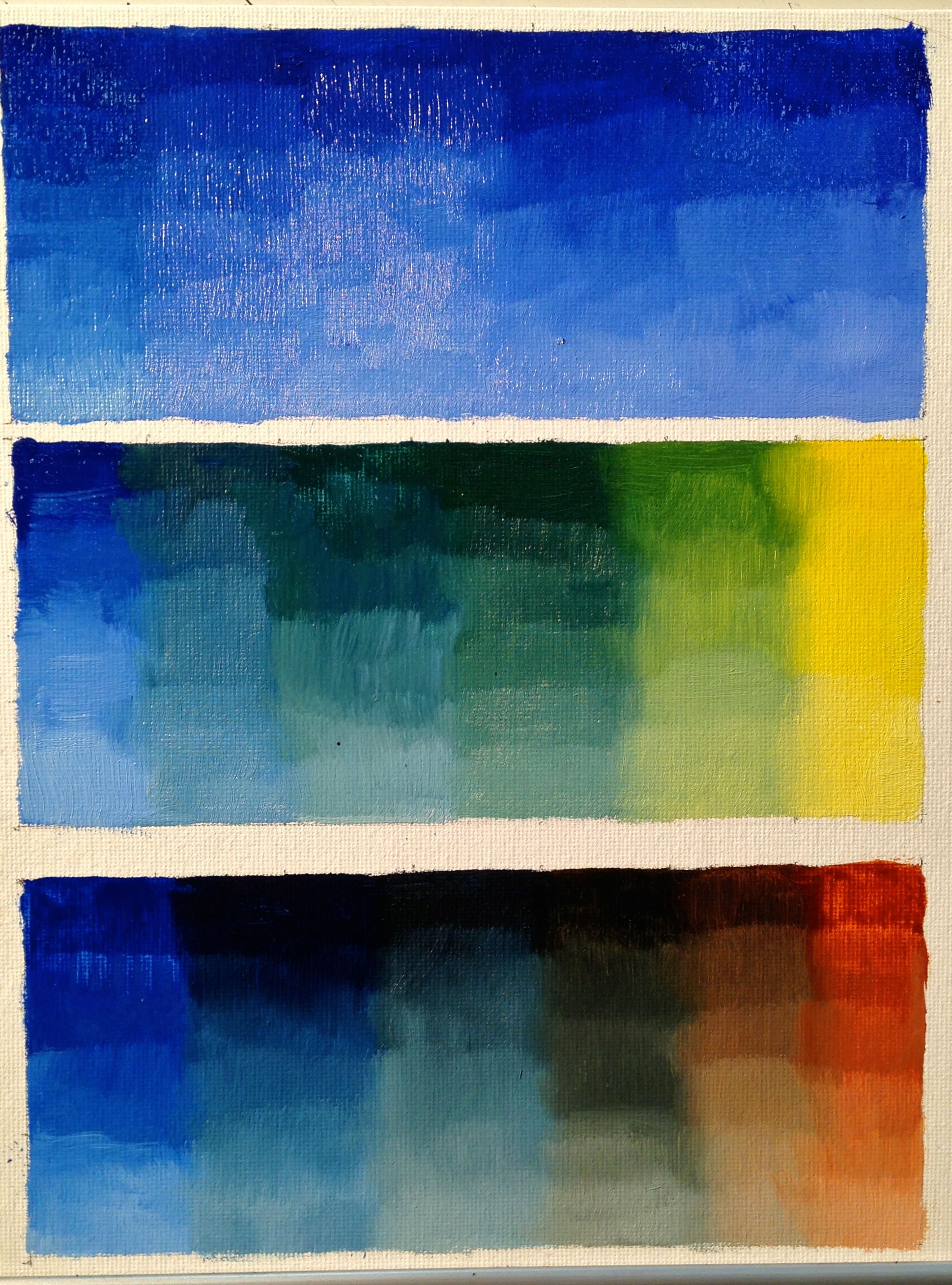 Limited Color Palette for Oil Painters - Tucson Classical ...