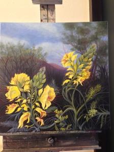 Landscape, by Rita.